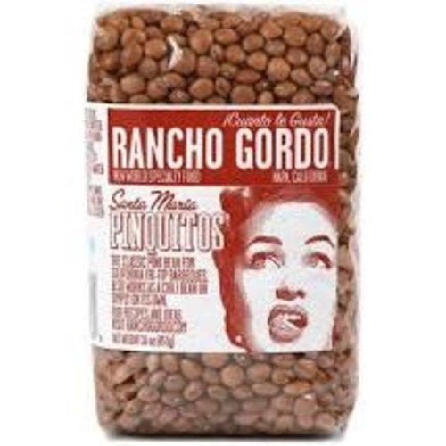 Rancho Gordo Santa Maria Pinquitos Heirloom Beans 16oz, Napa