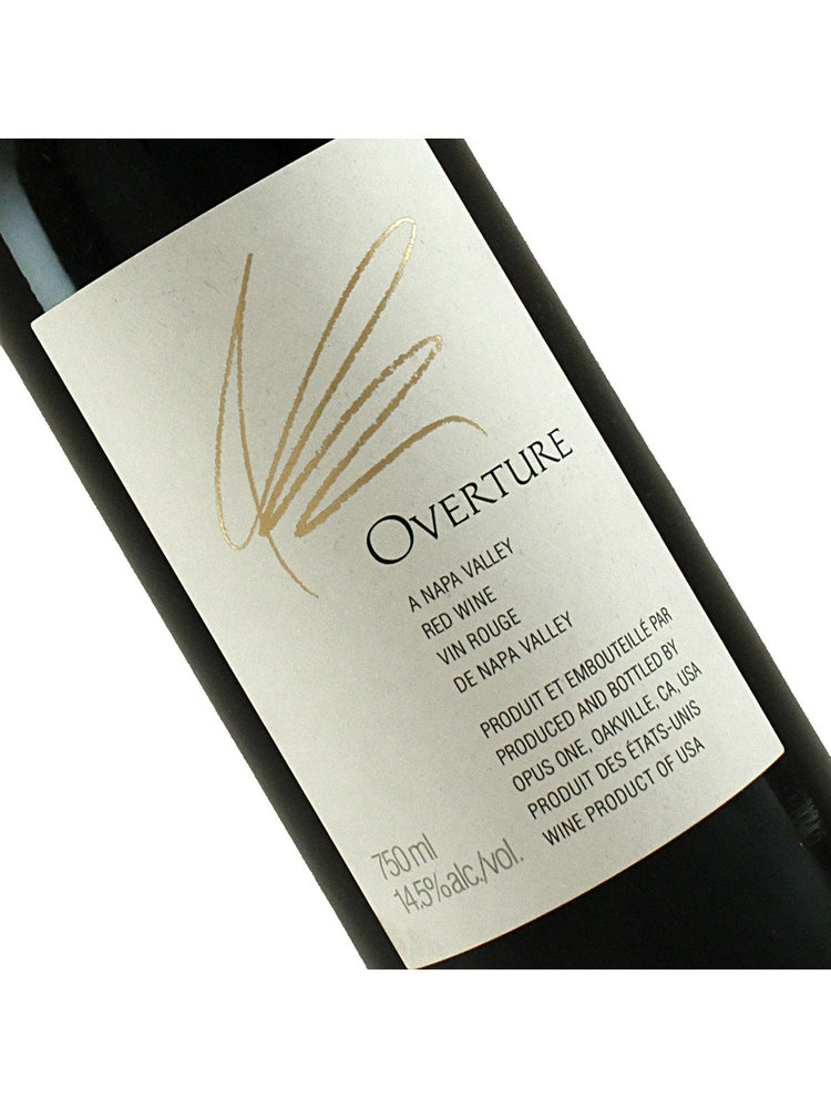 """Opus One NV """"Overture"""" Red Wine, Napa Valley"""