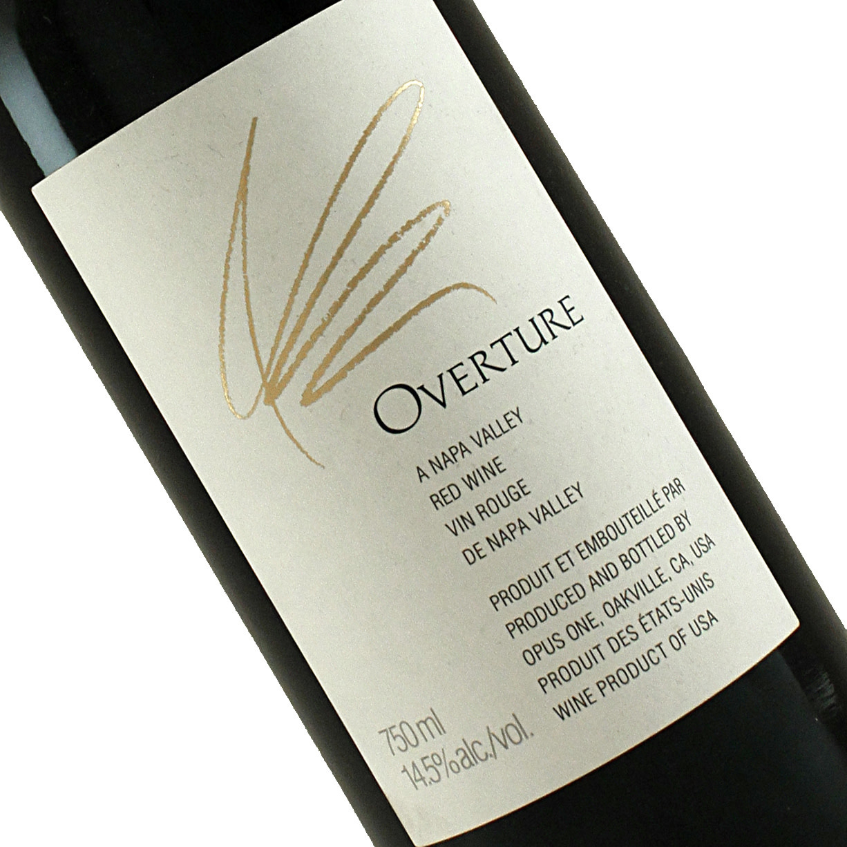 "Opus One NV ""Overture"" Red Wine, Napa Valley"