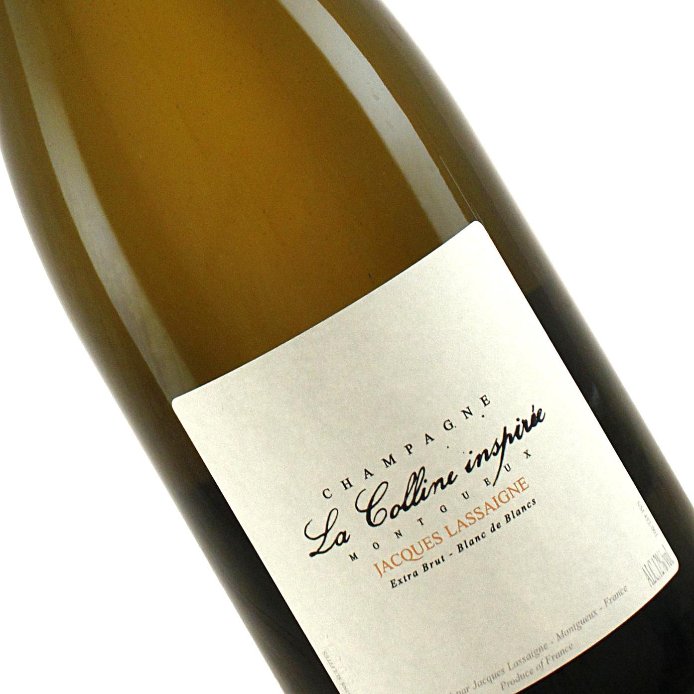 """Jacques Lassaigne N.V. Champagne Extra Brut Blanc de Blancs """"La Colline Inspirie"""", Montgueux, Aube"""