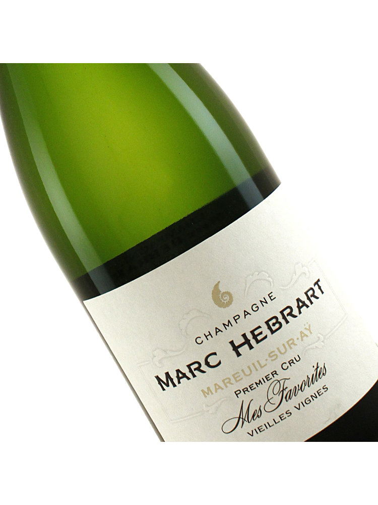 """Marc Hebrart N.V. Champagne Premier Cru """"Mes Favorites"""", Mareuil-sur-Ay"""