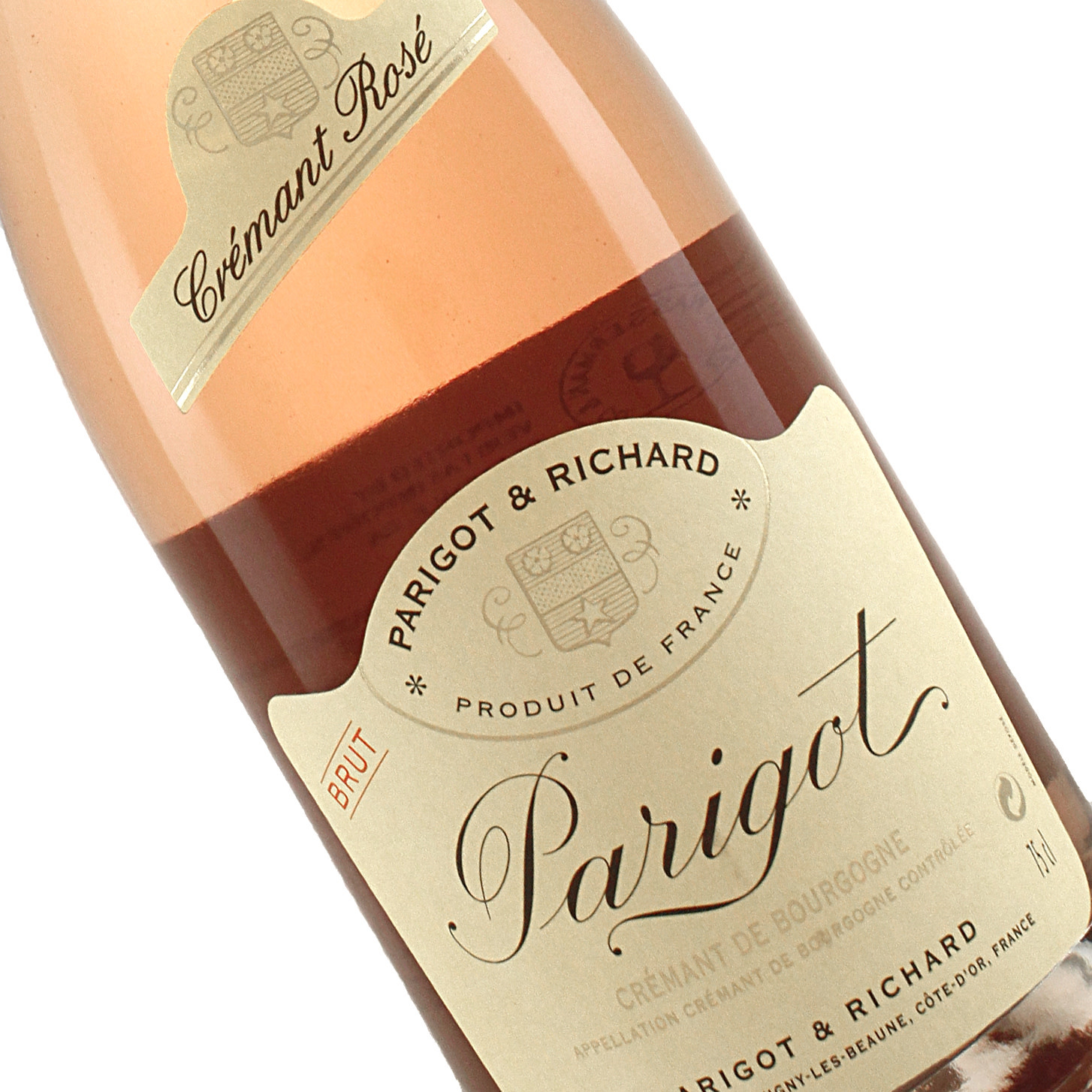 "Parigot & Richard ""Parigot"" Rose Cremant De Bourgogne"