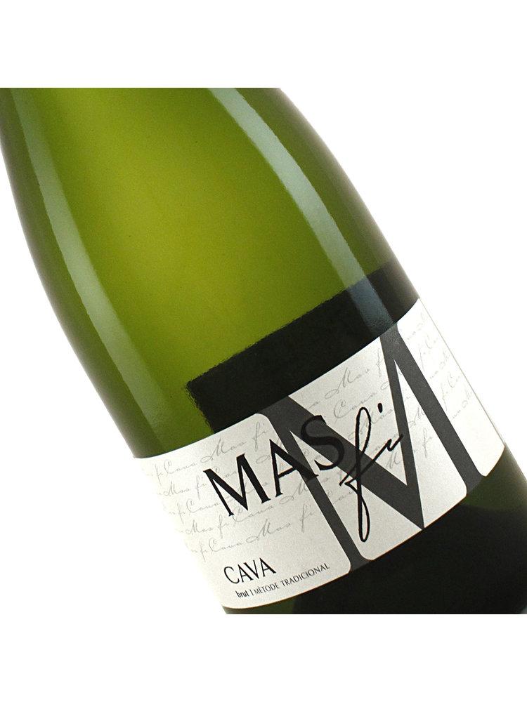 Mas Fi Brut Cava Sparkling Wine, Spain
