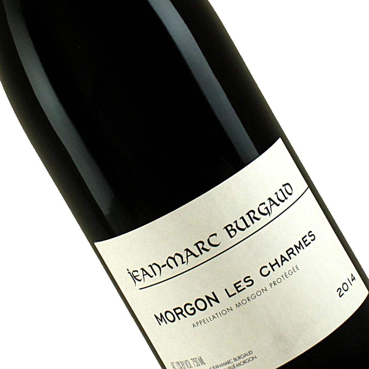 Jean-Marc Burgaud 2014 Morgon Les Charmes Burgundy