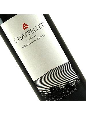 Chappellet 2019 Mountain Cuvee, Proprietor's Blend, Napa Valley
