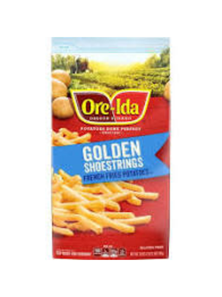 Ore-Ida Golden Shoestrings French Fried Potatoes 28oz.