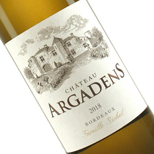 Chateau Argadens 2018 Bordeaux Blanc