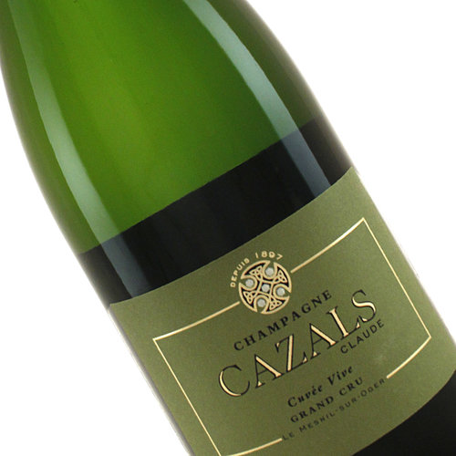 "Clos Cazals N.V. Champagne Grand Cru ""Cuvee Vive"", Le Mesnil-Sur-Oger"
