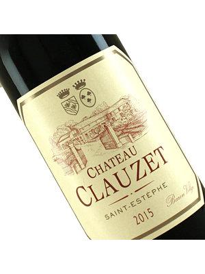 Chateau Clauzet 2015 Saint-Estephe, Bordeaux