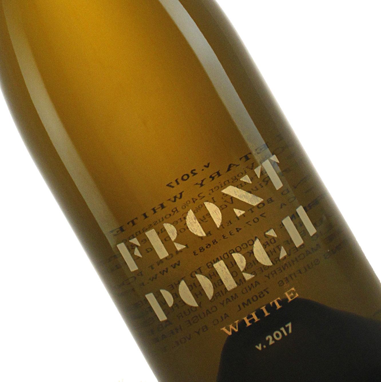 Front Porch 2017 Proprietary White Wine, Healdsburg