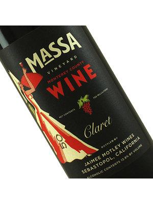 "Jaime Motley 2018 ""Massa"" Claret, Monterey County"