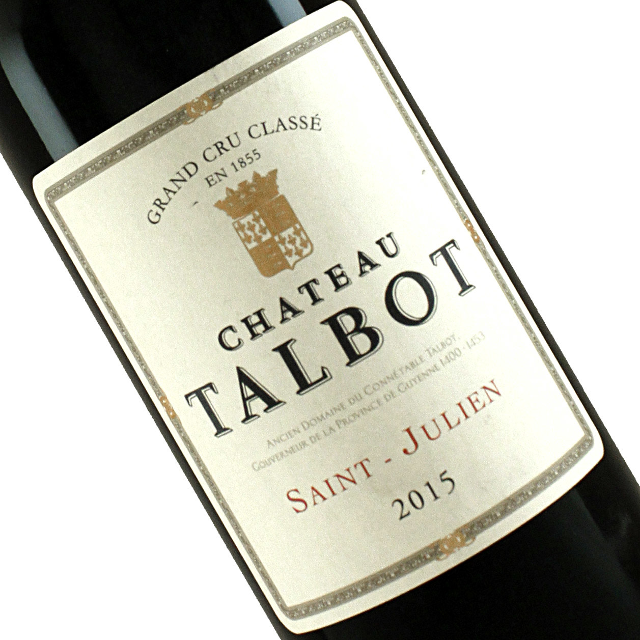 Chateau Talbot 2015 Saint-Julien, Bordeaux