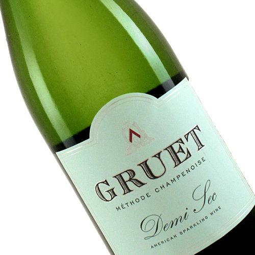 Gruet N.V. Demi-Sec Sparkling Wine, New Mexico