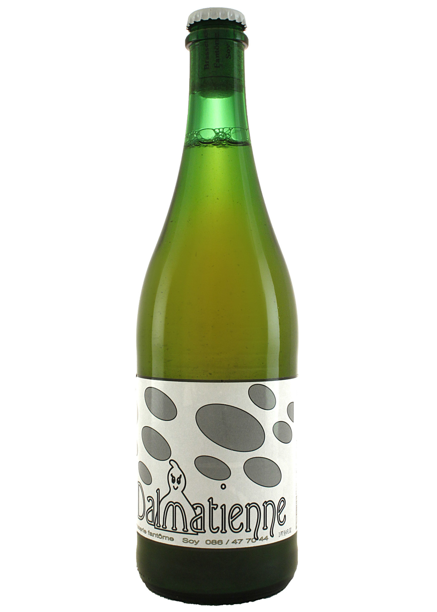 """Fantome """"La Dalmatienne""""  750ml Bottle, Belgium"""