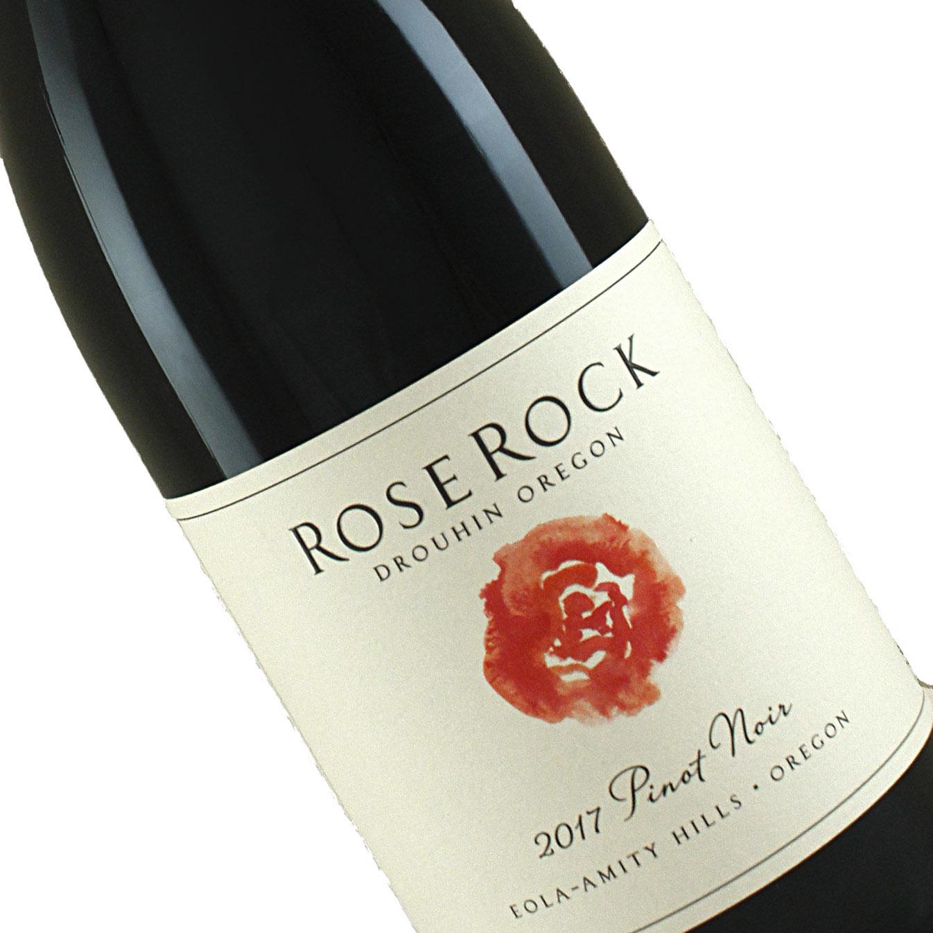 RoseRock by Domaine Drouhin 2017 Pinot Noir Eola-Amity Hills, Oregon