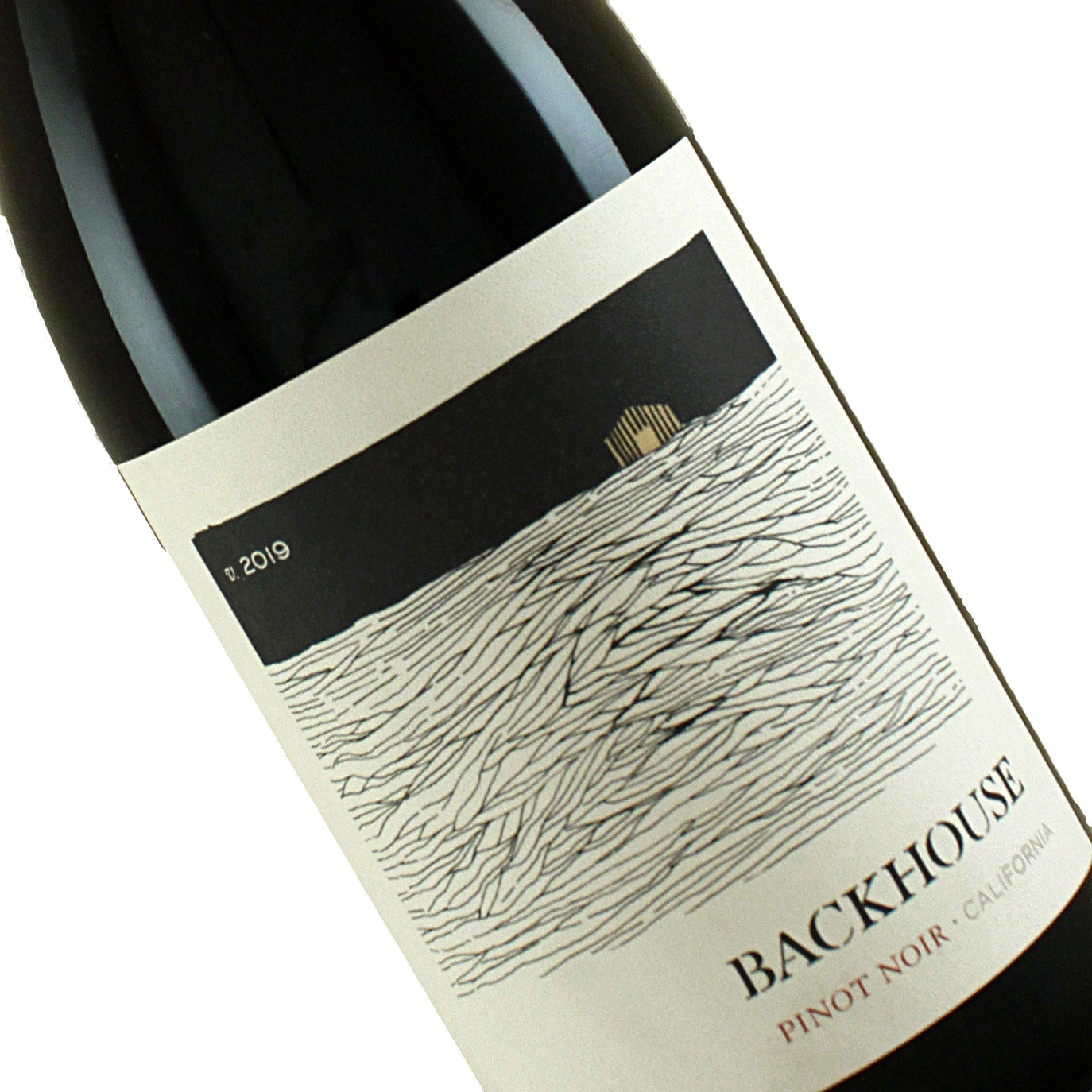 Backhouse 2019 Pinot Noir, California