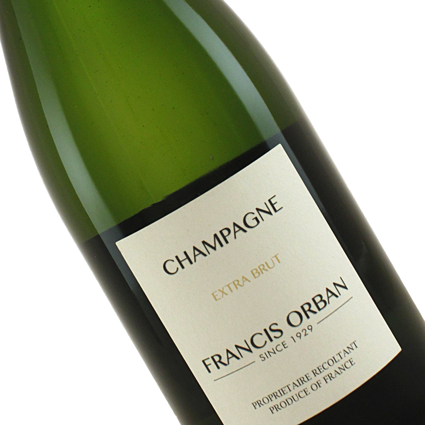 Francis Orban NV. Champagne Extra Brut
