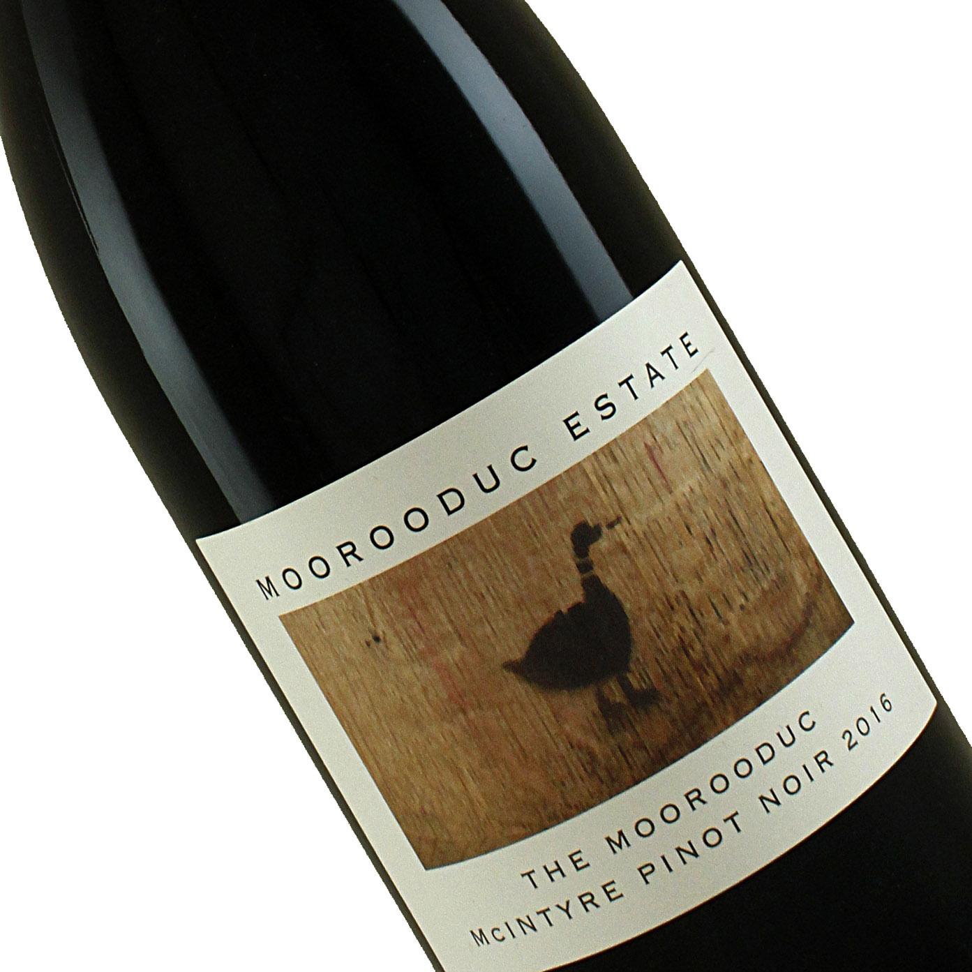 Moorooduc Estate 2016 McIntyre Vineyard  Pinot Noir, Australia