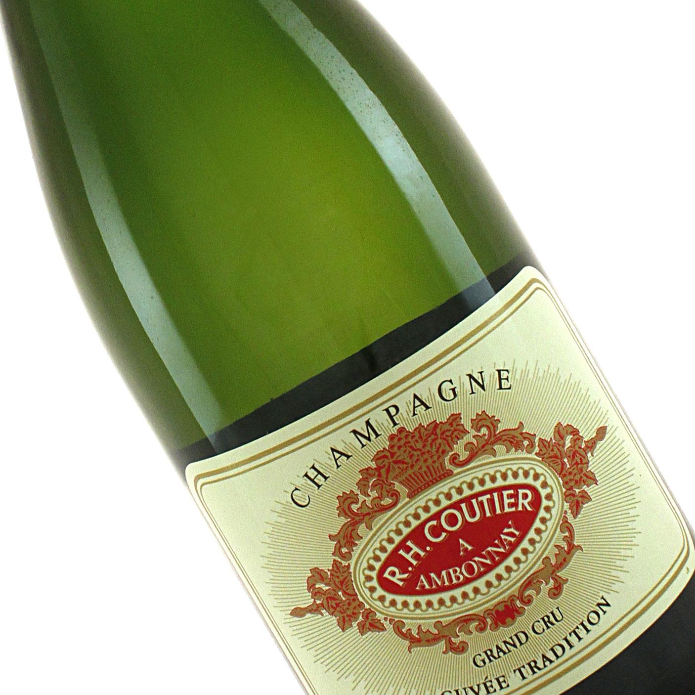 R. H. Coutier N.V. Brut Champagne Grand Cru, Ambonnay - Half Bottle