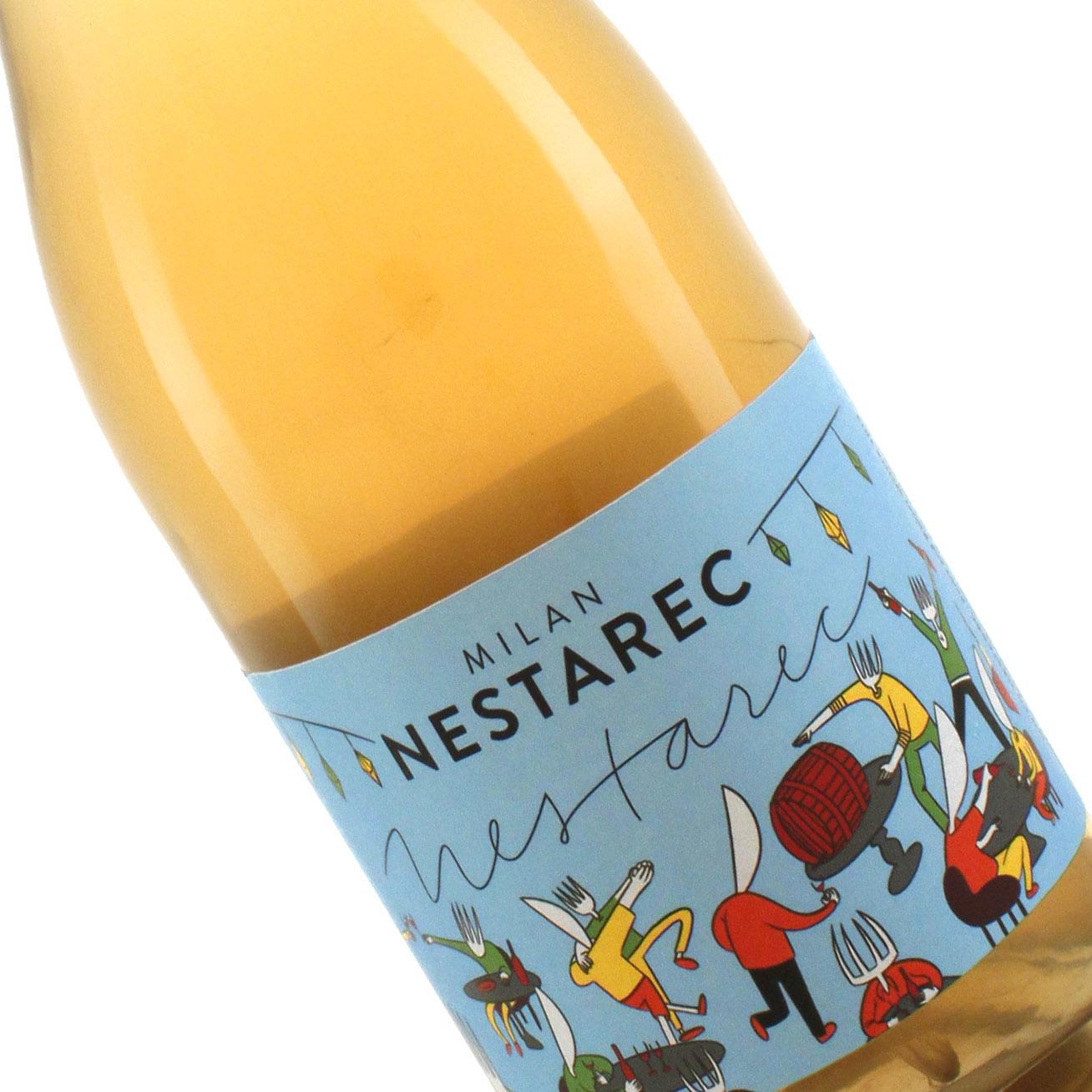 Milan Nestarec 2018 Moravian White Wine, Czech Republic