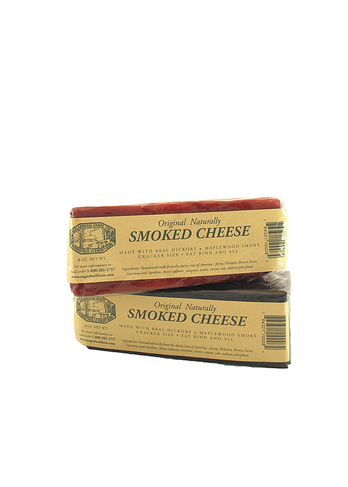 Sugarbush Farm Smoked Cheese, 8 ounce