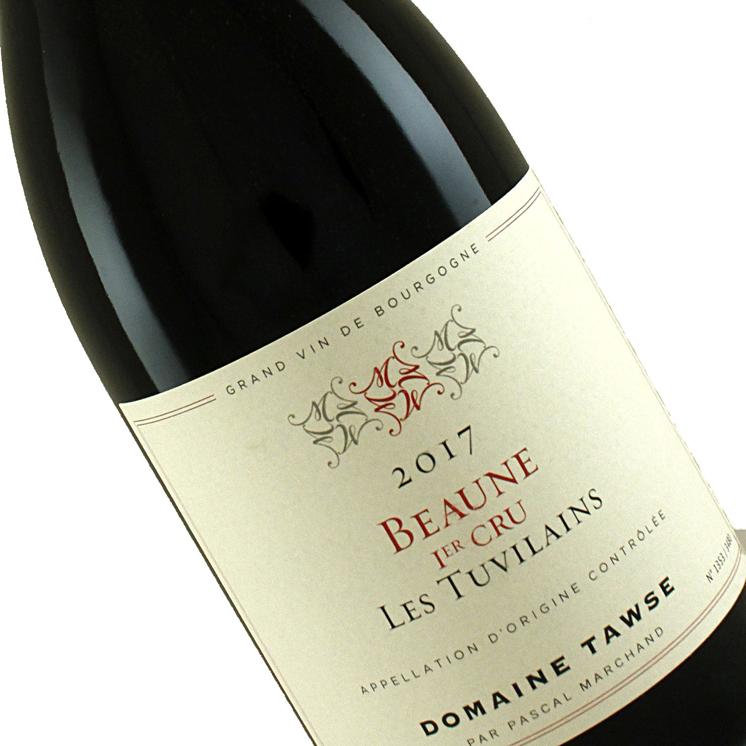 Marchand-Tawse 2017 Beaune Tuvilains Premier Cru, Burgundy, France