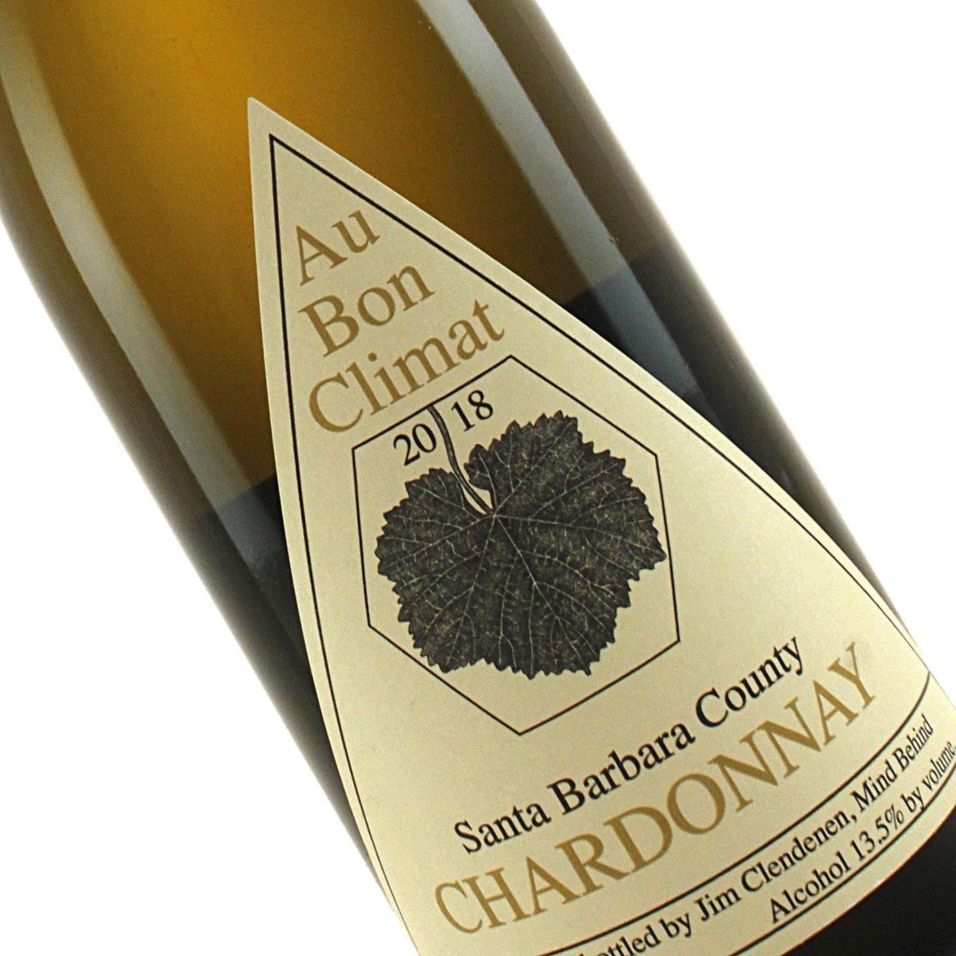 Au Bon Climat 2019 Chardonnay, Santa Barbara County