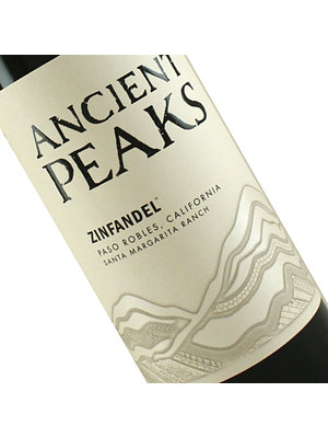 Ancient Peaks 2018 Zinfandel, Paso Robles
