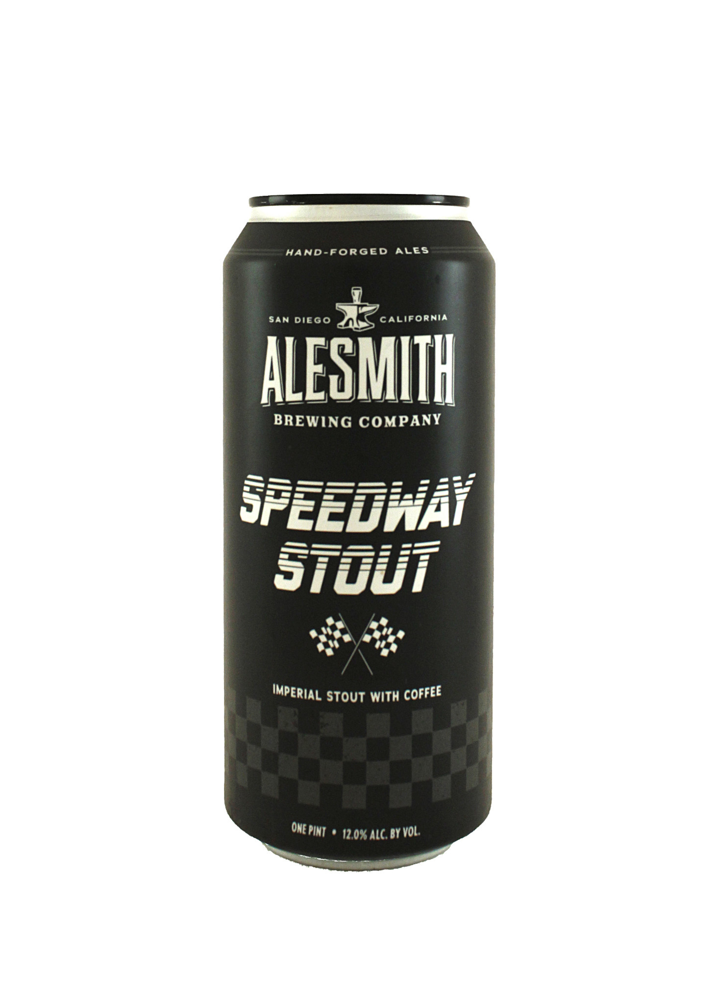 "AleSmith ""Speedway Stout"", California - 16oz can"