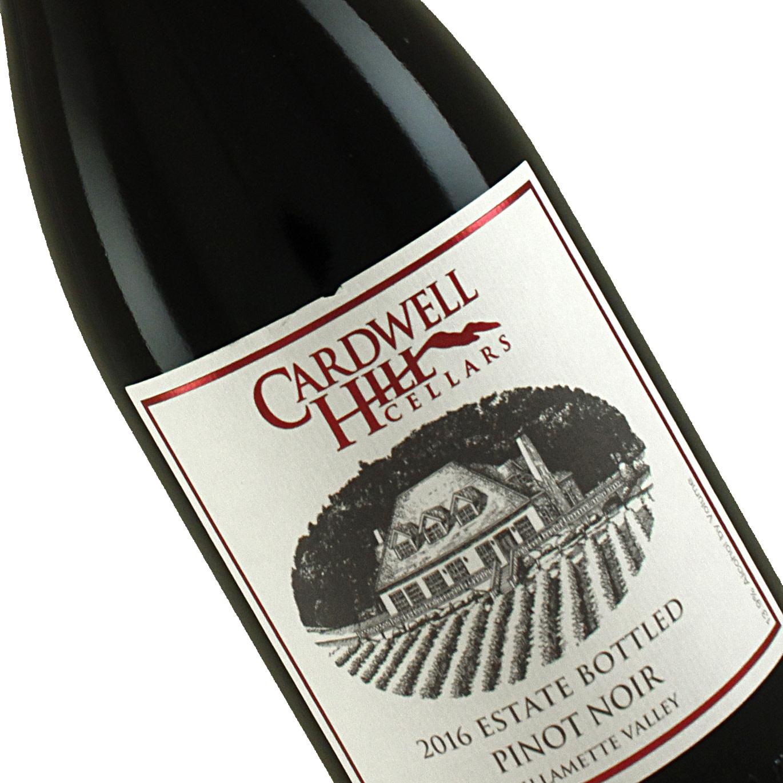 Cardwell Hill 2016 Estate Pinot Noir, Willamette Valley, Oregon