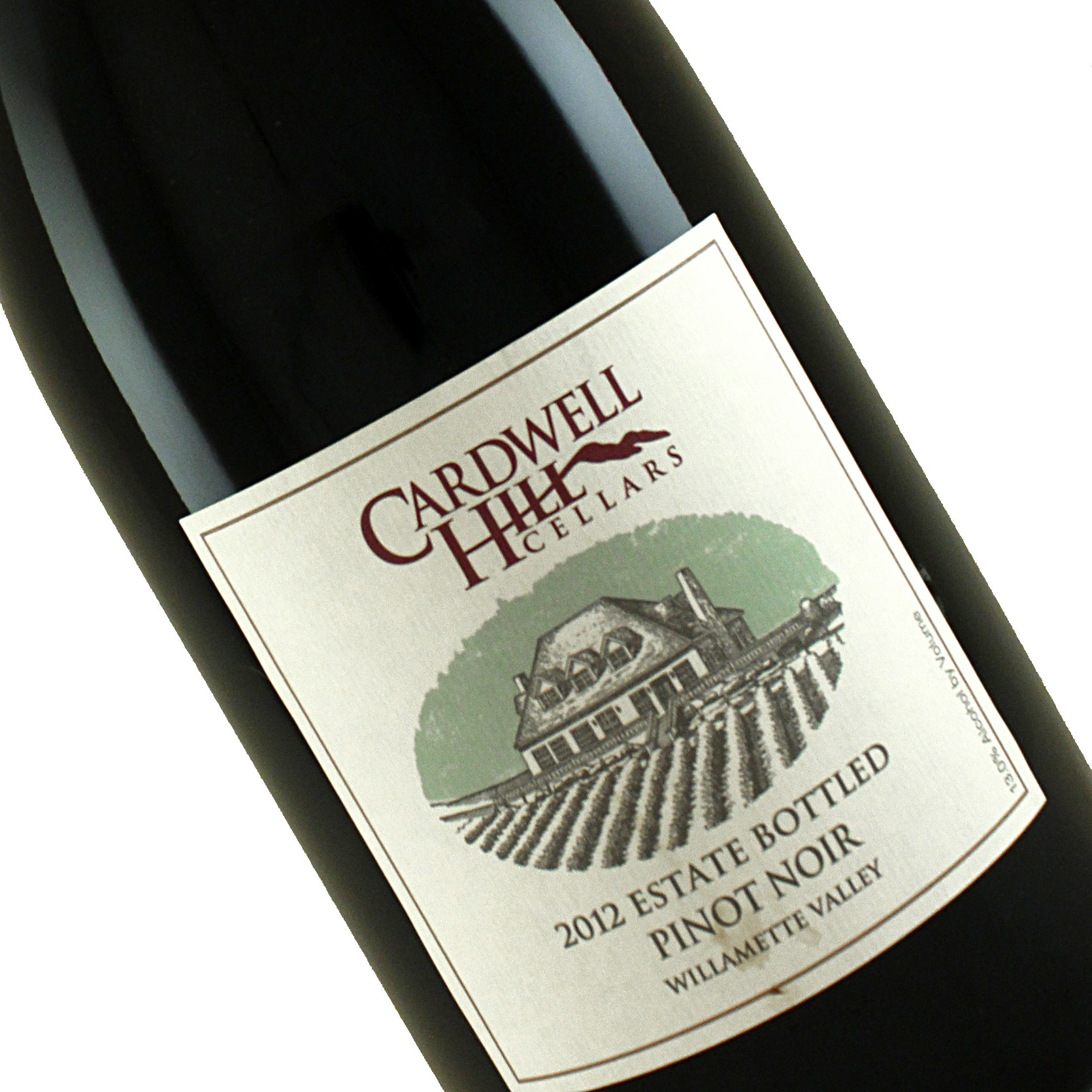 Cardwell Hill 2012 Estate Pinot Noir Willamette Valley, Oregon-MAGNUM