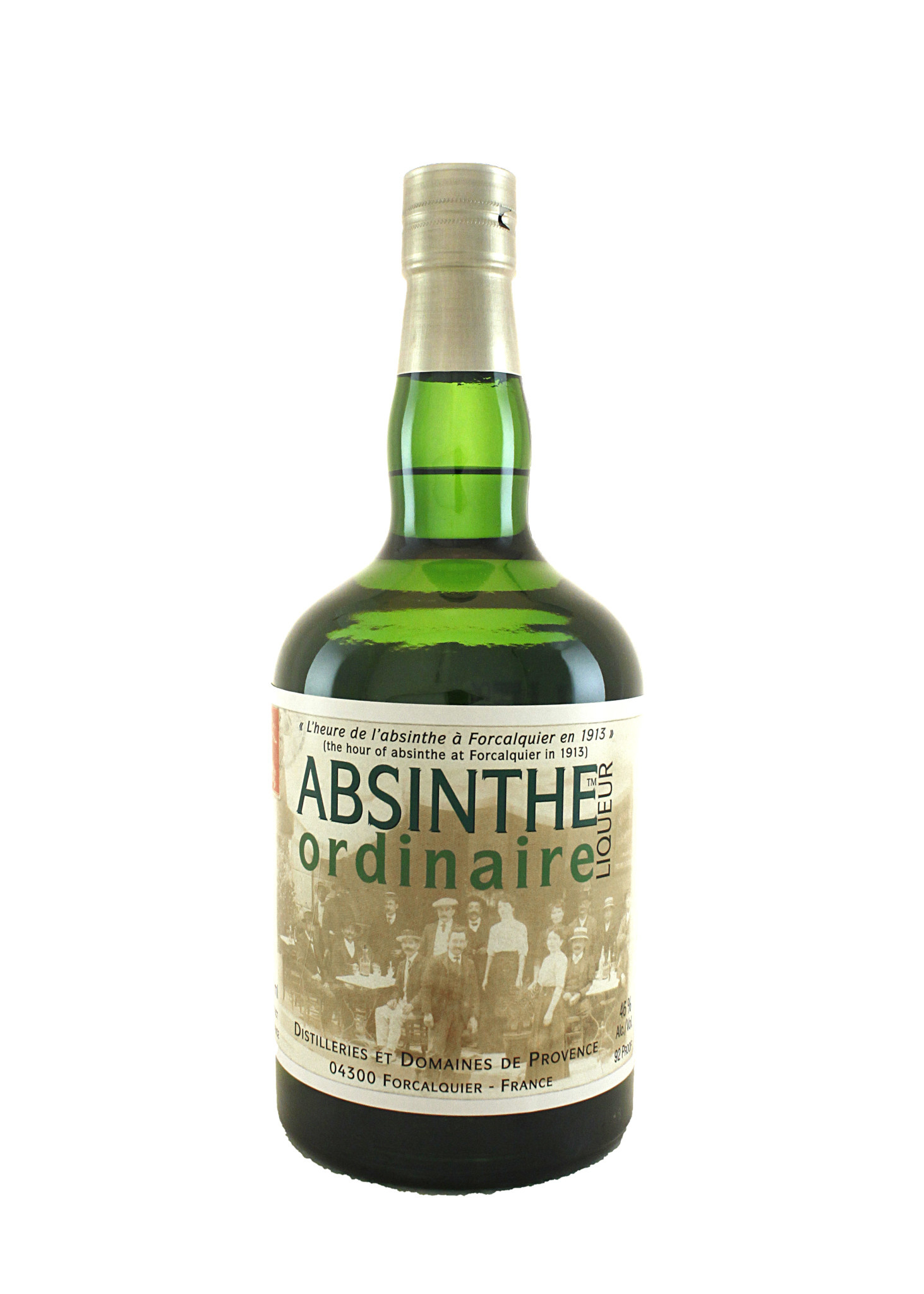 Absinthe Ordinaire Liqueur, France
