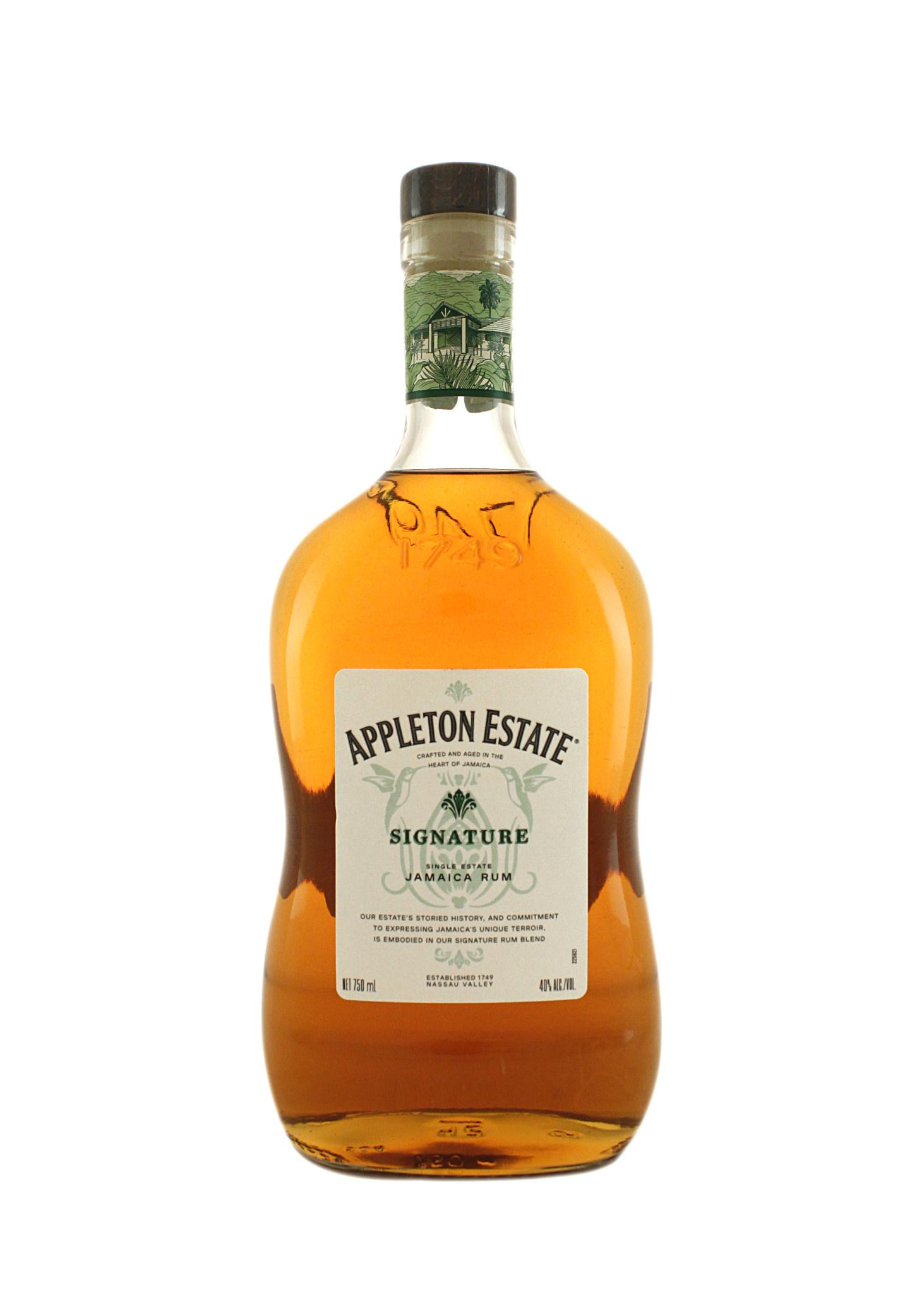 Appleton Estate Jamaica Rum Signature Blend