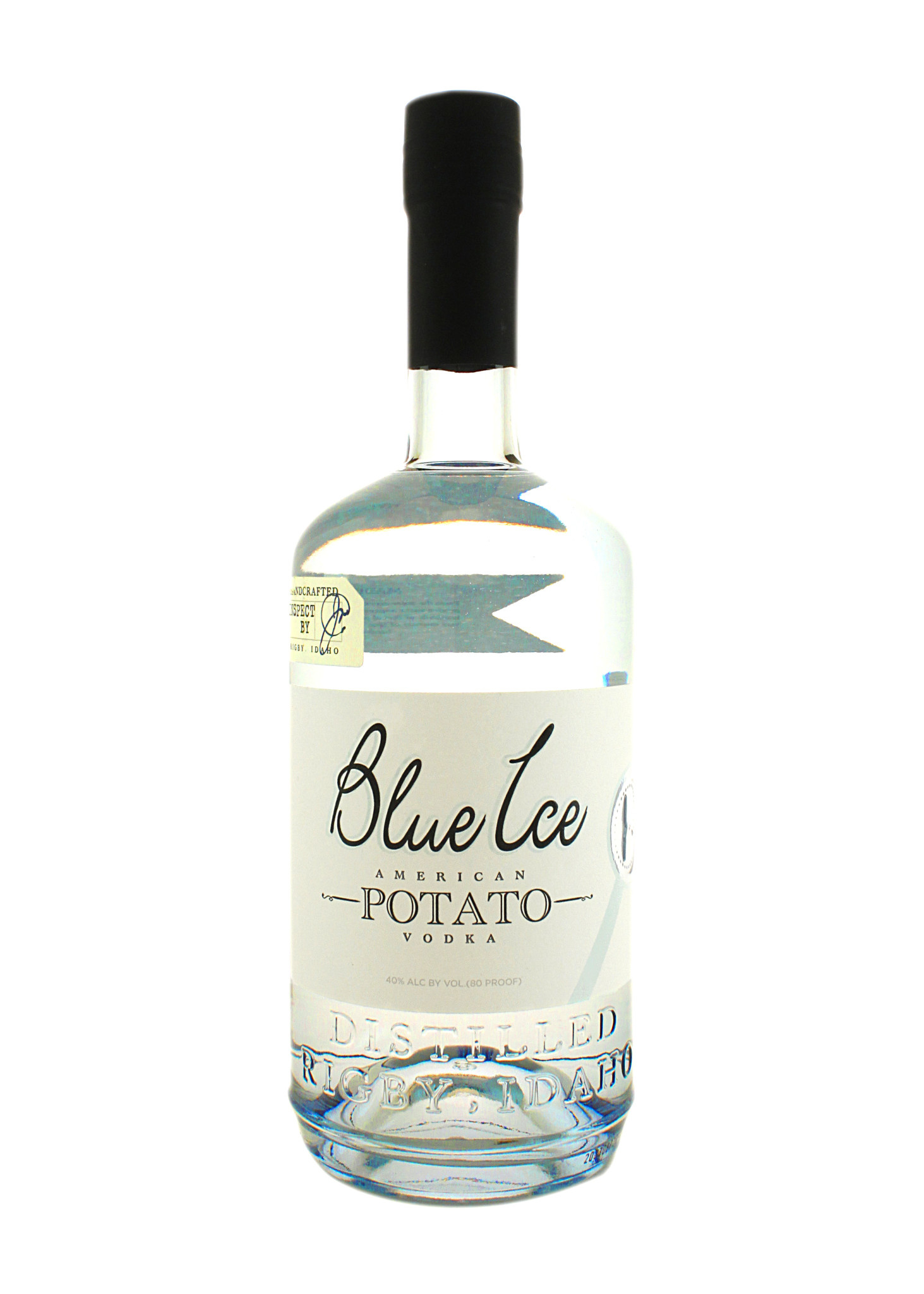Blue Ice American Potato Vodka, 750ml