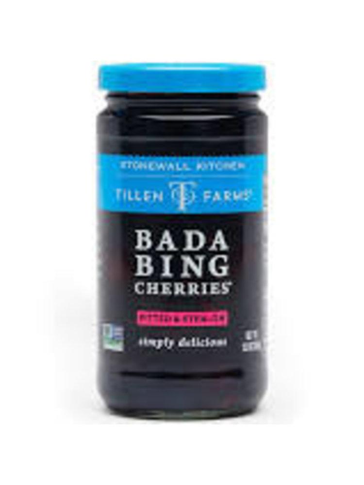 Tillen Farms Bada Bing Cherries, Pitted & Stem On