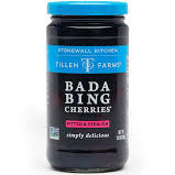 Tillen Farms Bada Bing Cherries, Pitted & Stem On