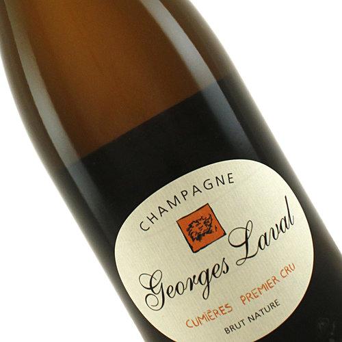 Georges Laval N.V. Champagne Cumieres Premier Cru  Brut Nature