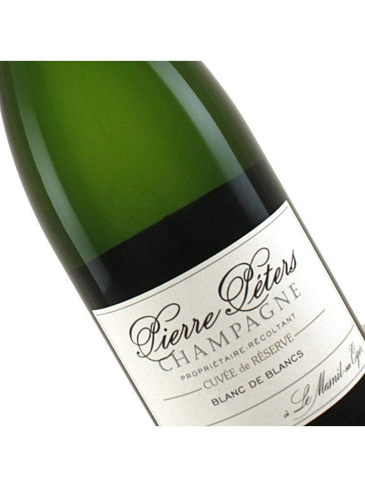 Pierre Peters N.V. Cuvee de Reserve Blanc De Blancs Champagne, Les Mesnil-sur-Oger