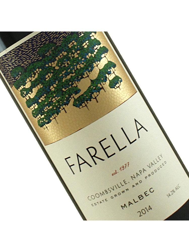 Farella 2014 Estate Malbec, Coombesville
