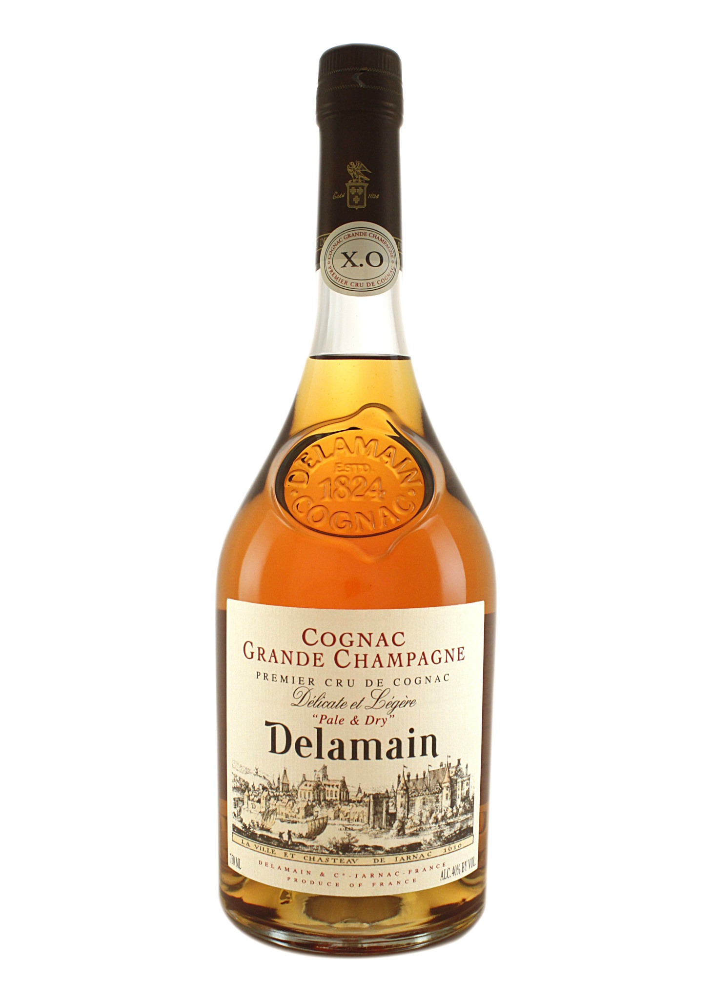 Delamain Pale and Dry Grand Champagne Cognac XO