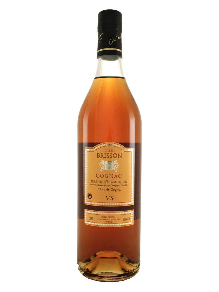 Gilles Brisson Cognac Grande Champagne Premier Cru VS