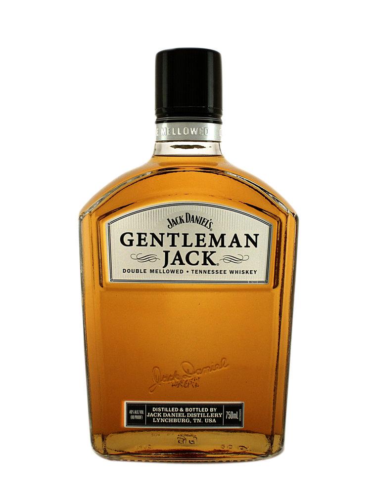 Jack Daniel's Gentleman Jack Tennessee Whiskey, Lynchburg, Tennessee
