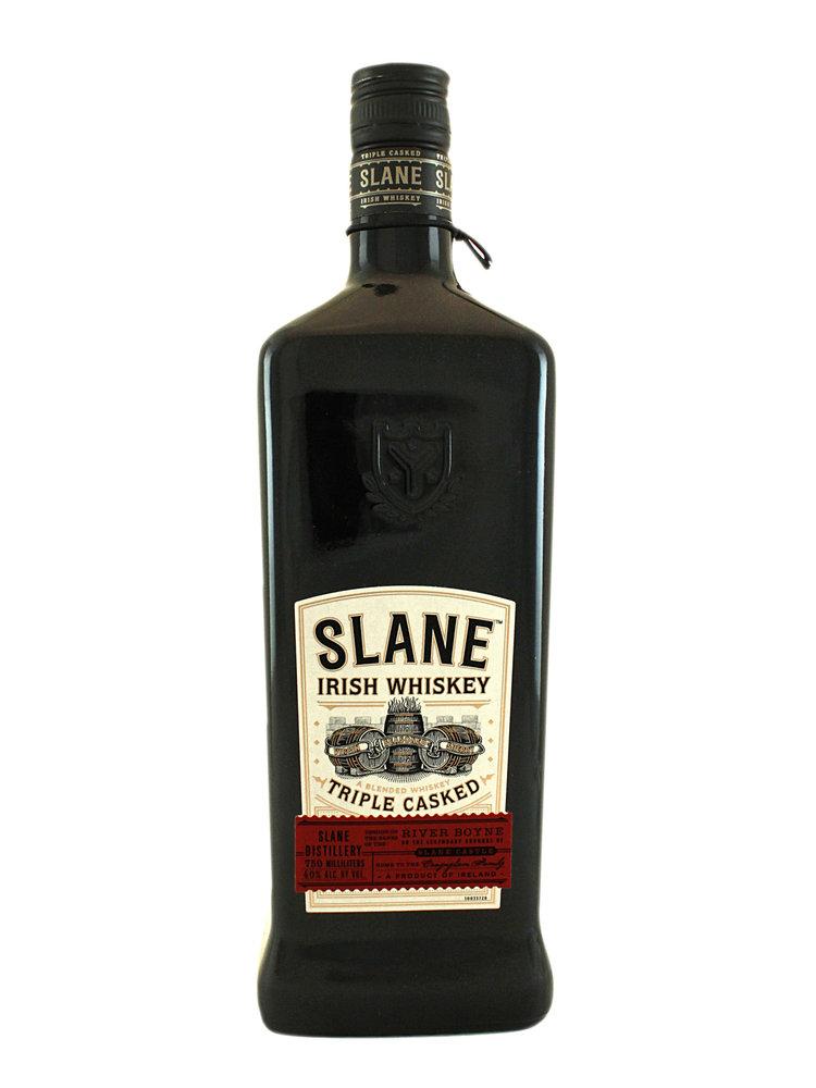 Slane Irish Whiskey Triple Casked