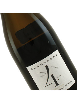 "Hure Freres 2014 ""4V"" Champagne Extra Brut Pinot Noir"