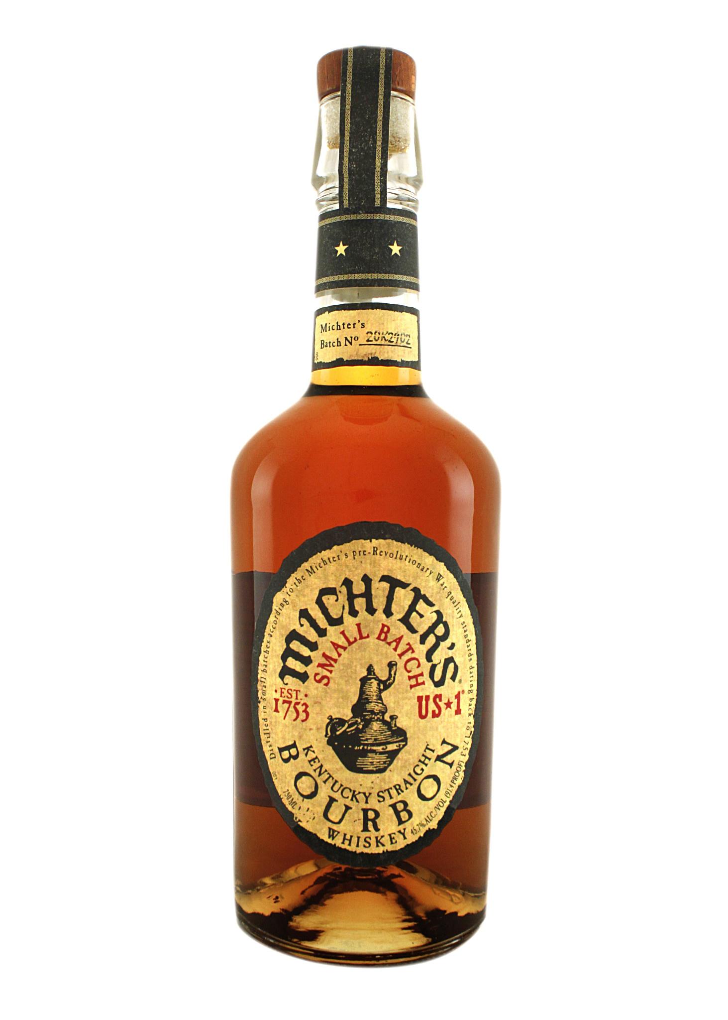 Michter's US 1 Small Batch Bourbon Whiskey, Louisville Kentucky