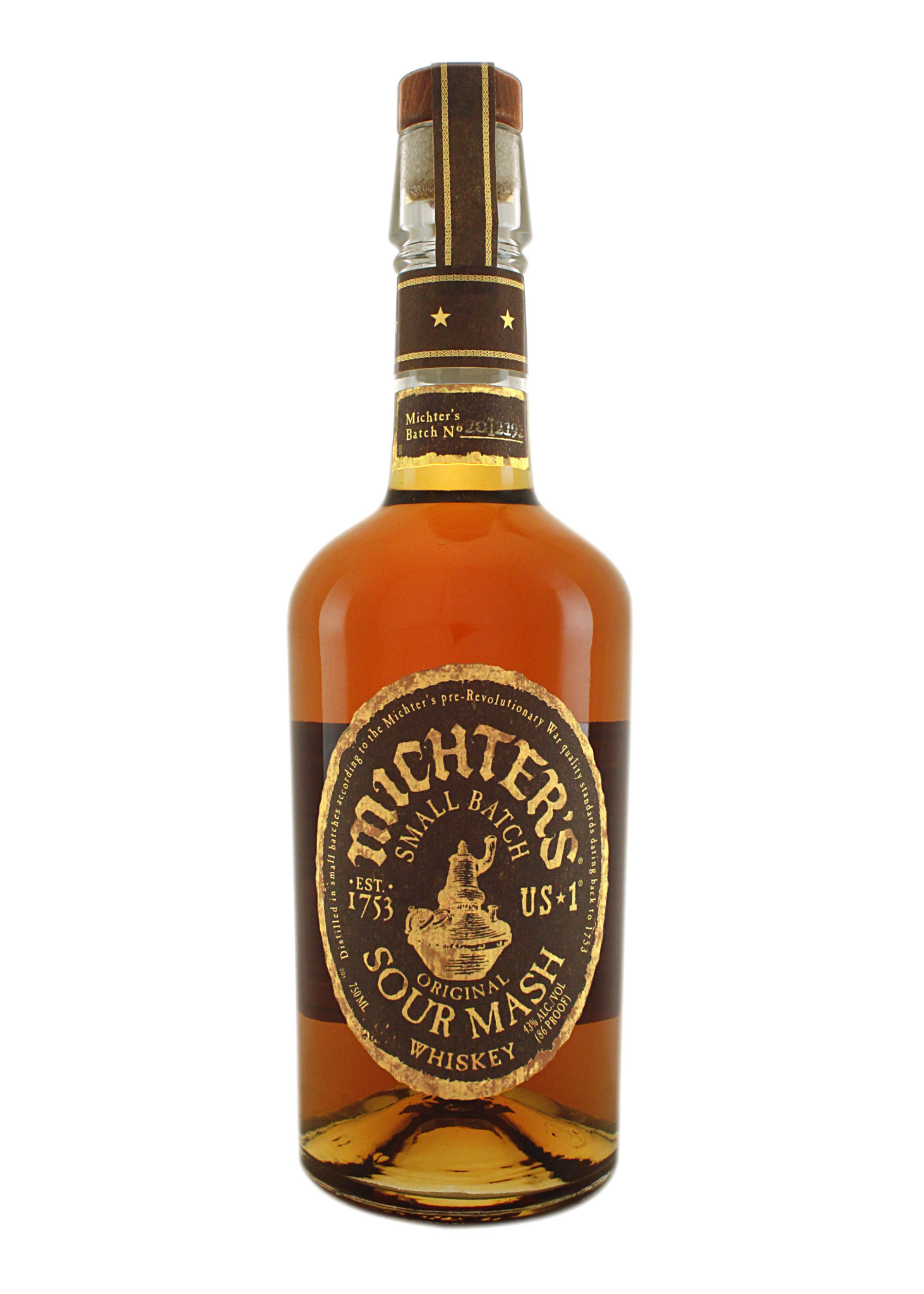 Michter's US 1 Small Batch Sour Mash Whiskey, Louisville, Kentucky