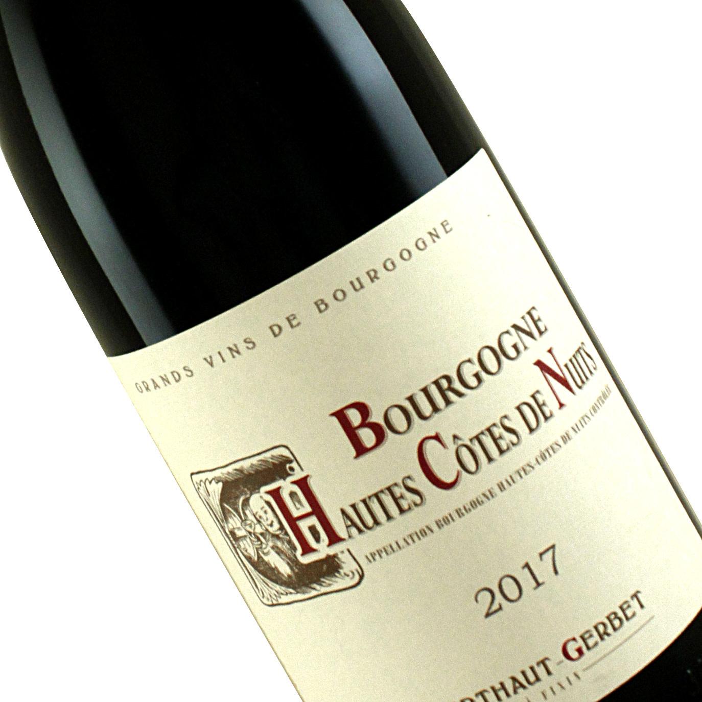 Domaine Berthaut-Gerbet 2017 Bourgogne Hautes Cotes De Nuits