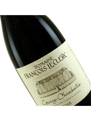 Francois LeClerc 2015 Gevrey-Chambertin, Burgundy