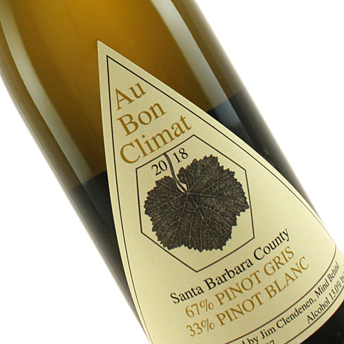 Au Bon Climat 2019 Pinot Gris/Pinot Blanc, Santa Barbara County