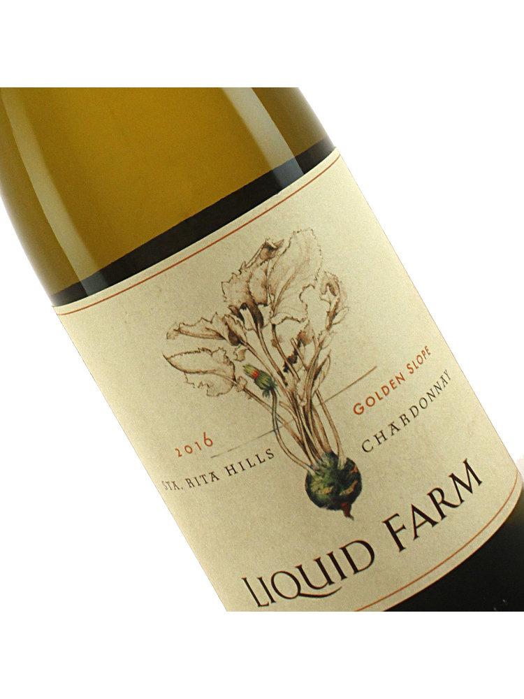 Liquid Farm 2016 Chardonnay Golden Slope, Sta. Rita Hills